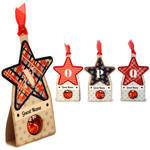 stars nopq candy place cards