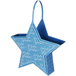 holiday star basket