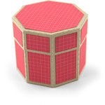 polygon box 8 sides