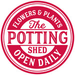 potting shed sign