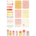 little flowers planner stickers