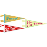travel pennants