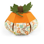 3d pumpkin box short
