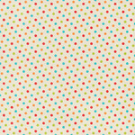 multi color dot paper