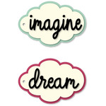 imagine dream cloud tag