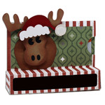 moose candy & gift card holder