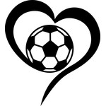 soccer ball love