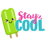 stay cool popsicle phrase