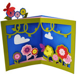 garden tunnel card