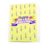 mother's day lavender card