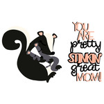 mommy and me menagerie - skunk