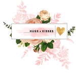 hugs n kisses flowers