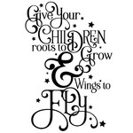 give your children... quote