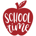 school time apple