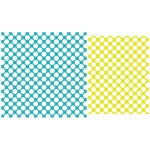 polka dots background - 12x12