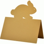 bunny placecard