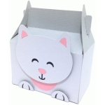 cute cat box