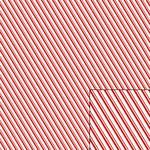 candy cane stripe pattern
