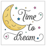 time to dream printable