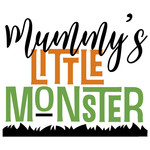 mummy's little monster