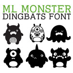 ml monster dingbats