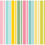 polka dot washi strips