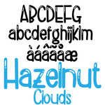zp hazelnut clouds
