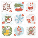 advent calendar printable (part 2)