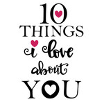 10 things i love about you phrase