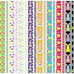 easter washi strips