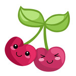 cute cherries