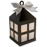 hanging tea light lantern