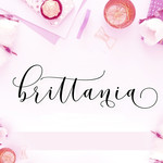 brittania font family