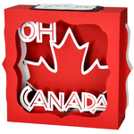 oh canada gift card box
