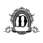 ornate d monogram