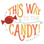 this way to the candy