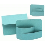 bendy card envelope set rounded corners