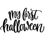 my first halloween phrase