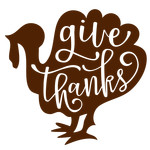 give thanks turkey phrase