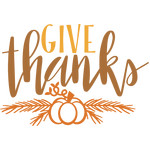 give thanks phrase