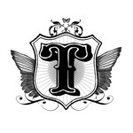 winged t monogram