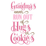 grandmas hugs and cookies