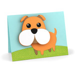 bobble head card dog
