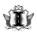 winged i monogram