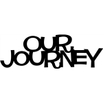 'our journey' phrase
