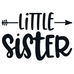 little sister arrow quote