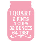 measurement conversion 1 quart