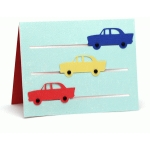 a2 interactive car race card
