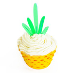 pineapple tart cupcake wrap