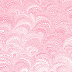 rose marbled pattern